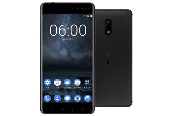 Nokia 6 Drop Test