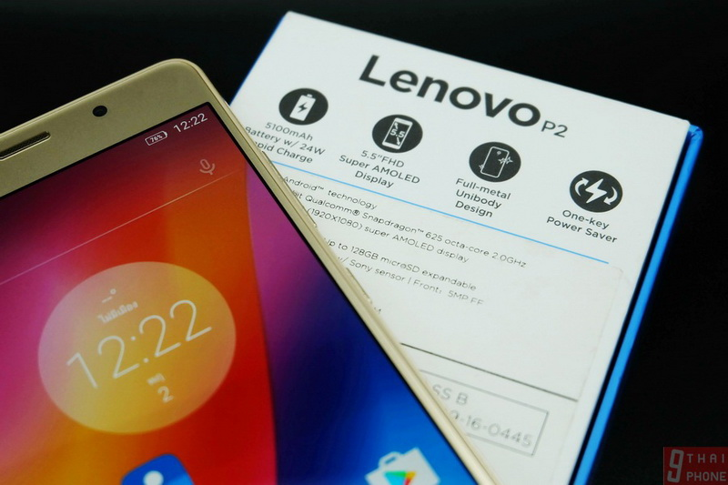 Lenovo P2 // ninethaiphone