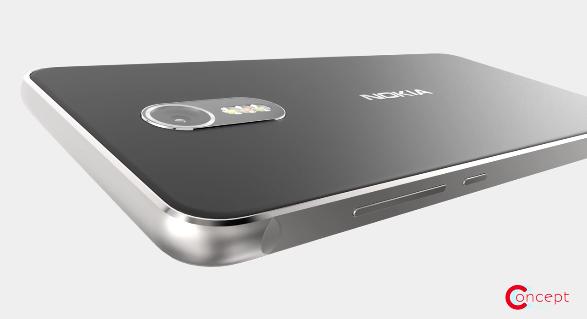 คอนเซ็ปต์ Nokia P1