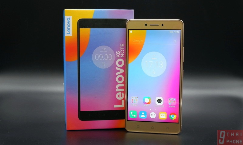 Lenovo K6 Note \\ ninethaiphone