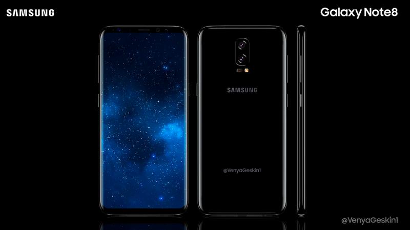 Samsung Galaxy Note8-1