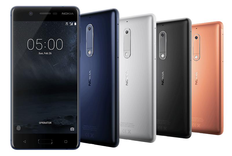 Nokia 5.5