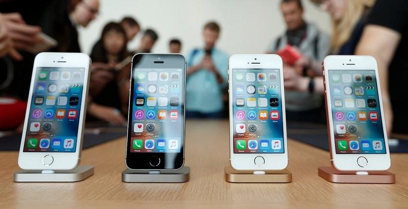 iPhone SE รุ่นปี 2017