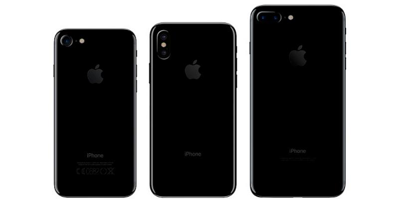 iPhone 8, 7s และ 7s Plus