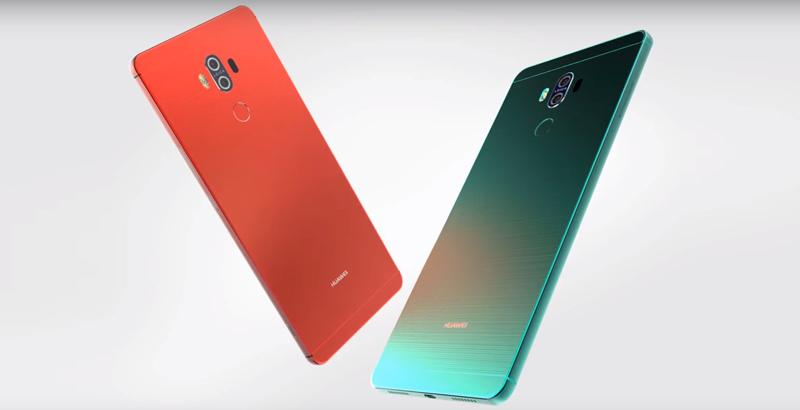 Huawei Mate 10..
