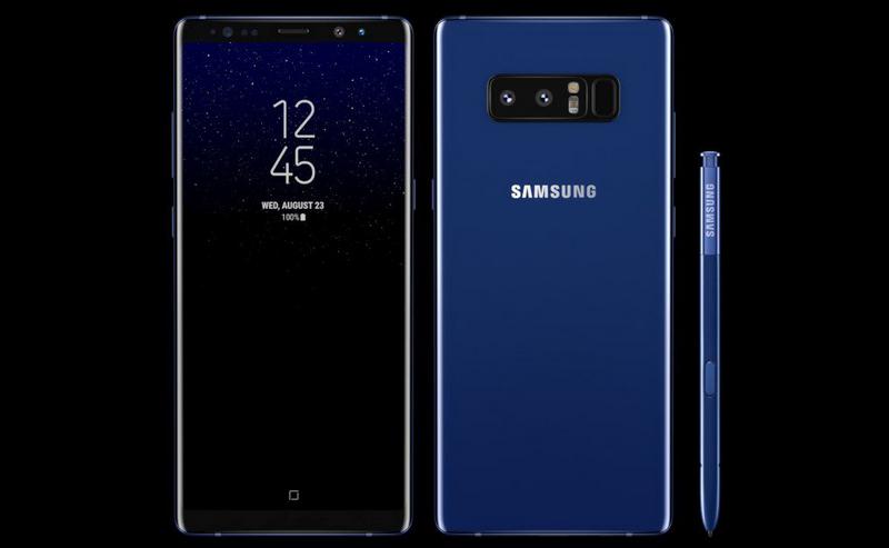 Samsung Galaxy Note8_1