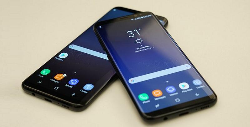 Samsung Galaxy S8 และ Galaxy S8+