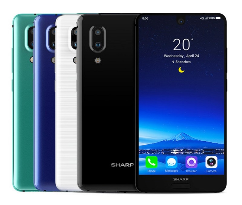 Sharp Aquos S2-1