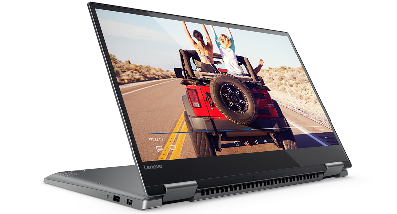 Yoga 720 for multimedia