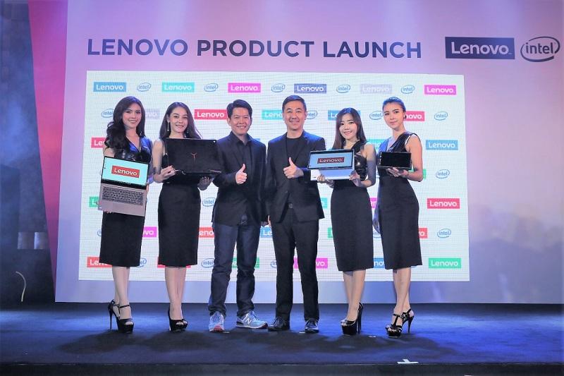 thumbnail_คุณธเนศ และ คุณถกล บริษัท เลอโนโว ประเทศไทย