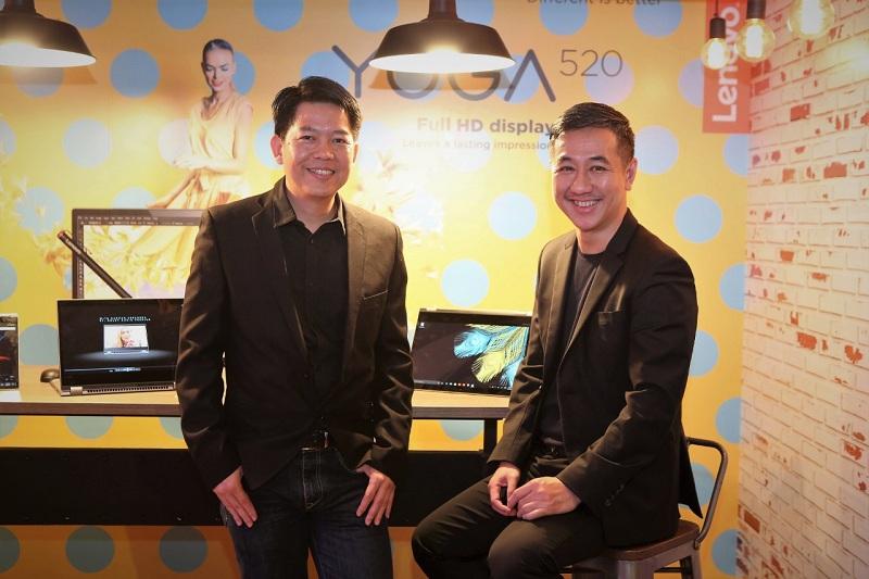 thumbnail_คุณธเนศ และ คุณถกล บริษัท เลอโนโว ประเทศไทย_02