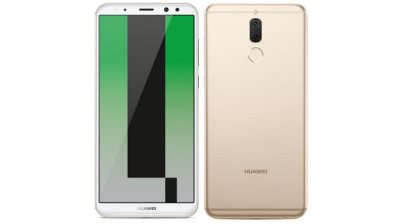 Huawei Mate 10 Lite -2