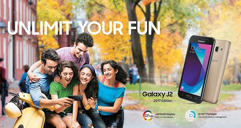 Samsung Galaxy J2 (2017)-2