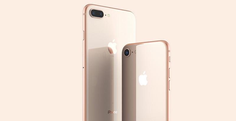 iPhone 8 และ iPhone 8 Plus