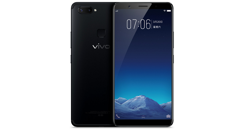 vivo X20 Plus_Matte Black