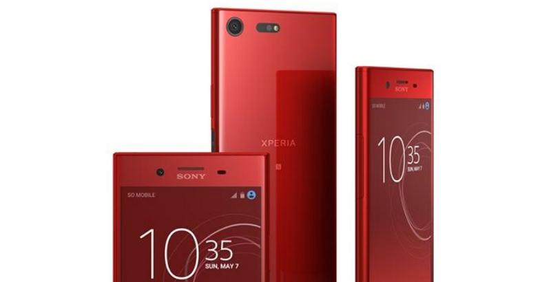 Sony Xperia XZ Premium_Rosso