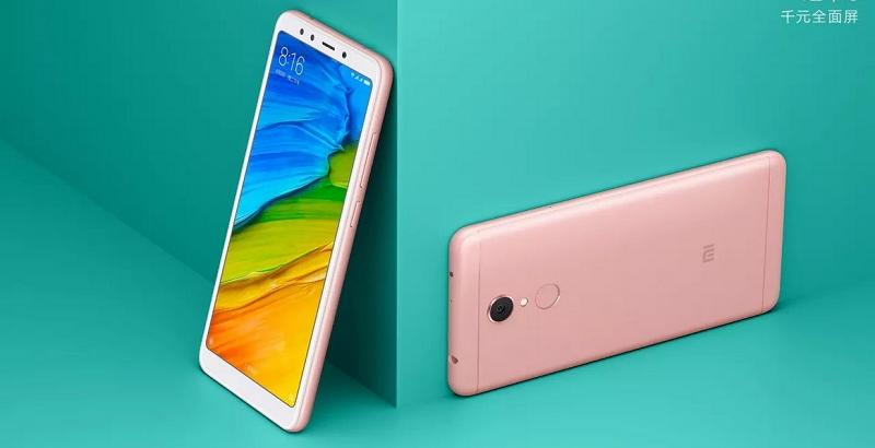 Xiaomi Redmi 5 และ Redmi 5 Plus