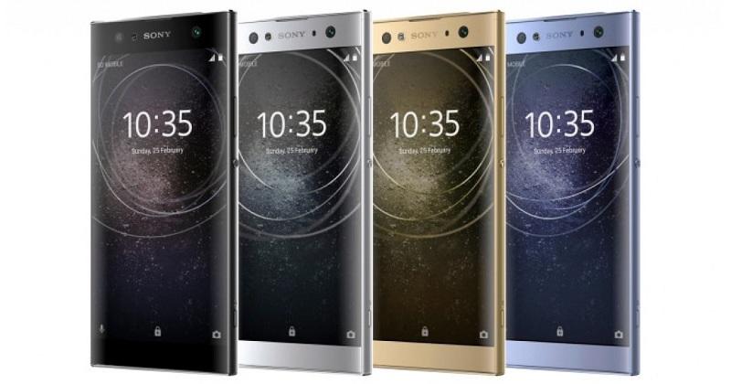 Sony Xperia XA2 Ultra _ 1
