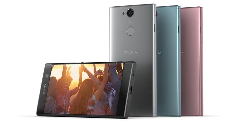 Sony Xperia XA2_2