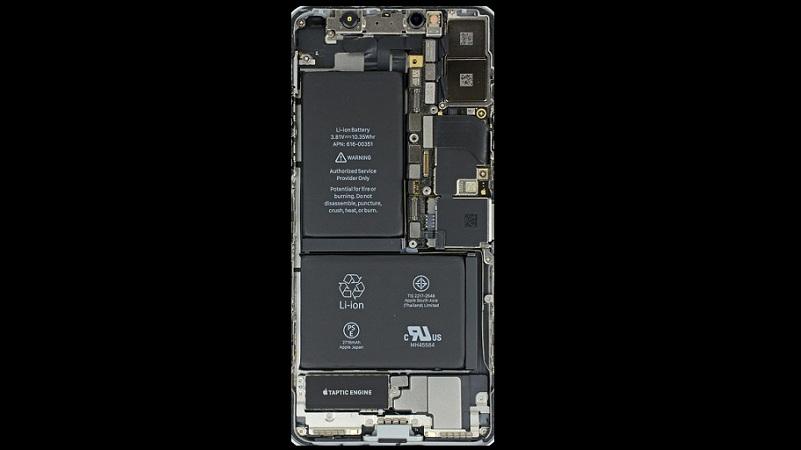 iphone-x-Teardown-battery