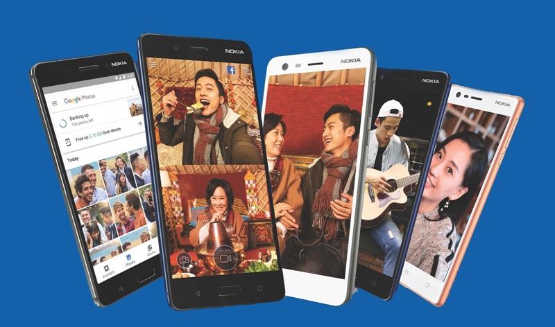 05สมาร์ทโฟนจาก Nokia
