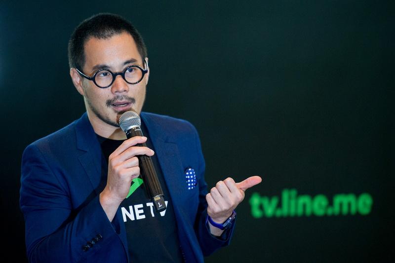 2 กวิน ตั้งอุทัยศักดิ์ ผู้อำนวยการธุรกิจคอนเทนต์ LINE ประเทศไทย