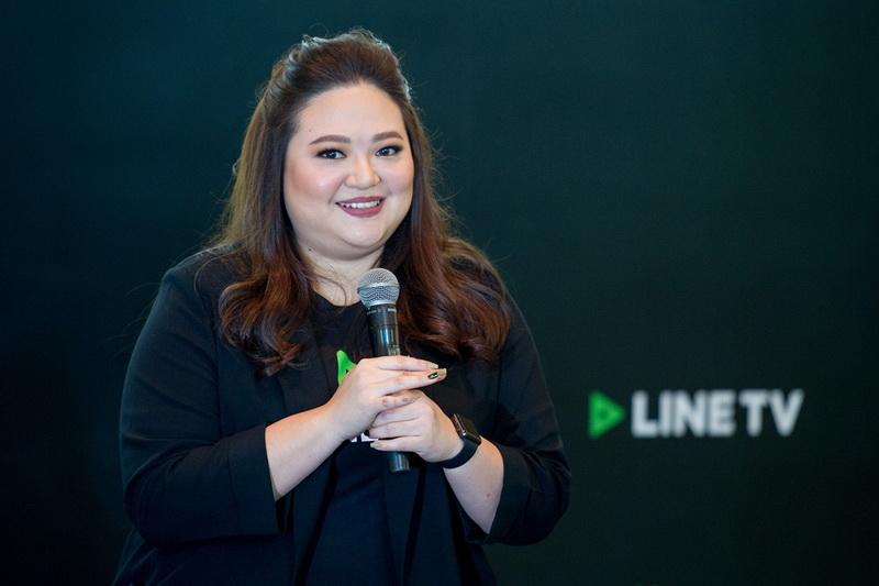 4 พัลภา มาโนช หัวหน้าธุรกิจ LINE TV