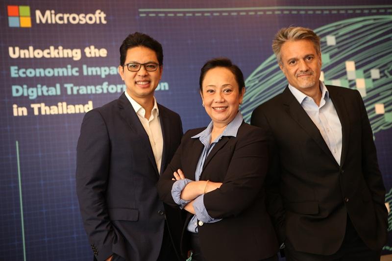 Microsoft Digital Transformation