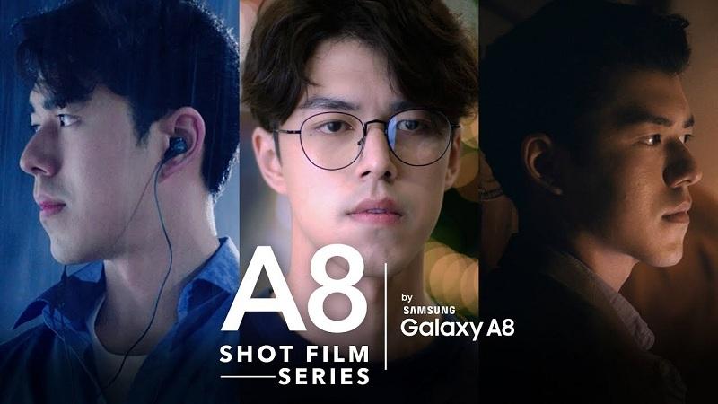 Samsung Galaxy A8 2018_A8 SHOT FILM SERIES