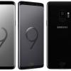 Samsung Galaxy S9 in Midnight Black