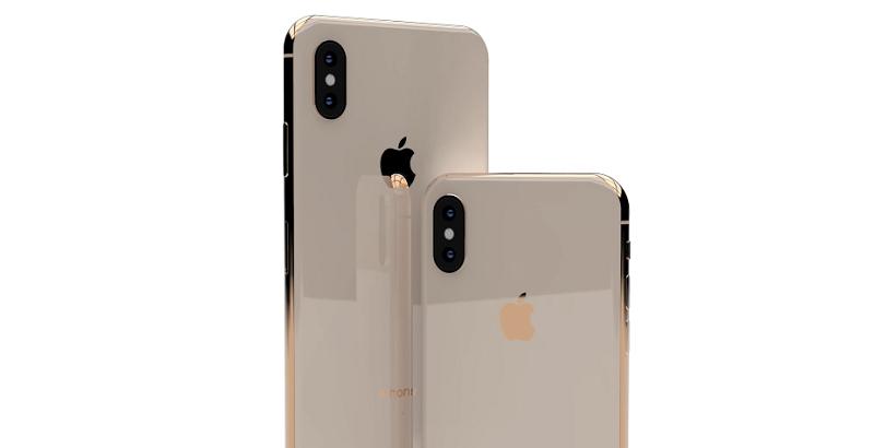 iPhone X Plus รุ่นปี 2018