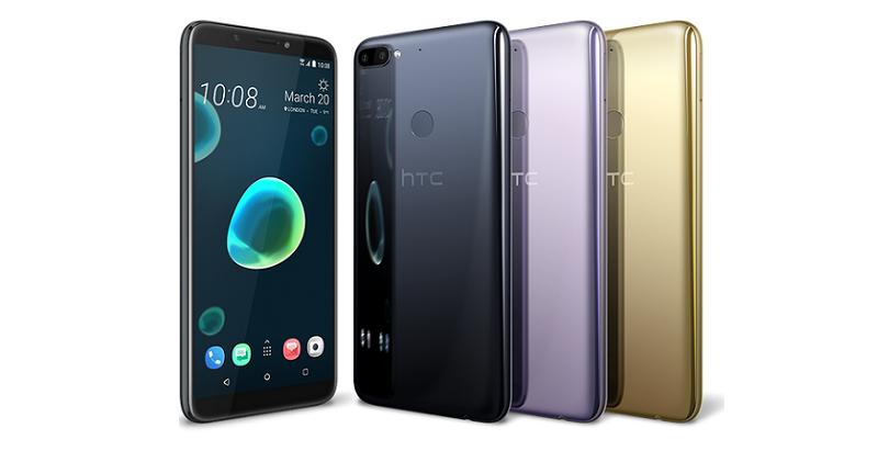 HTC Desire 12+ และ Desire 12+