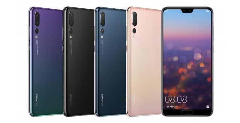 Huawei P20 และ Huawei P20 Pro