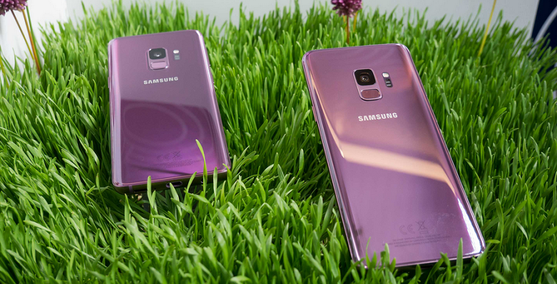 Samsung Galaxy S9 และ S9+