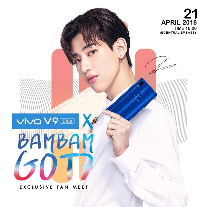 KV bambam Fanmeet finallll