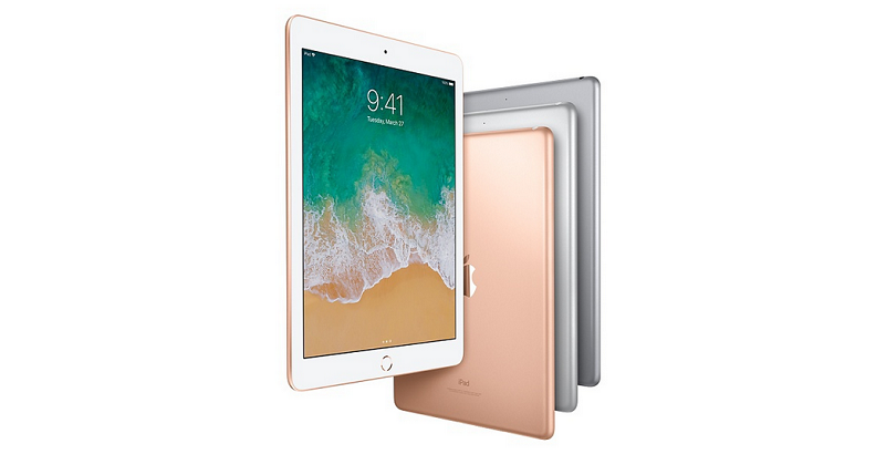 iPad รุ่น 9.7 นิ้ว (2018)