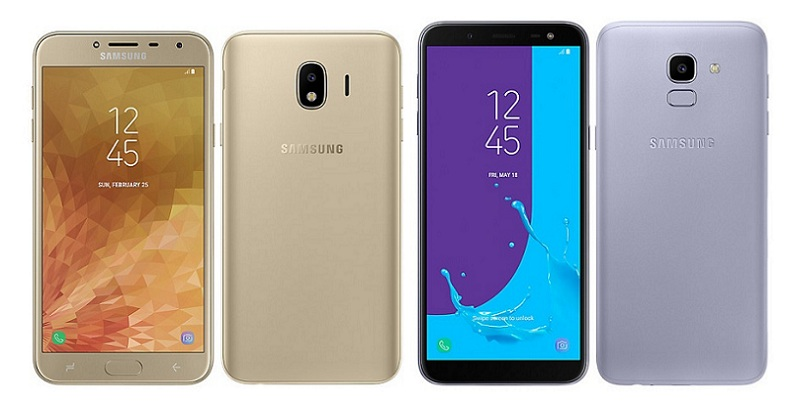 Galaxy J4 และ Galaxy J6