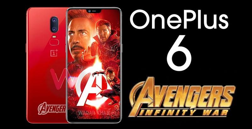 OnePlus-6-Avengers-Infinity-War-Edition