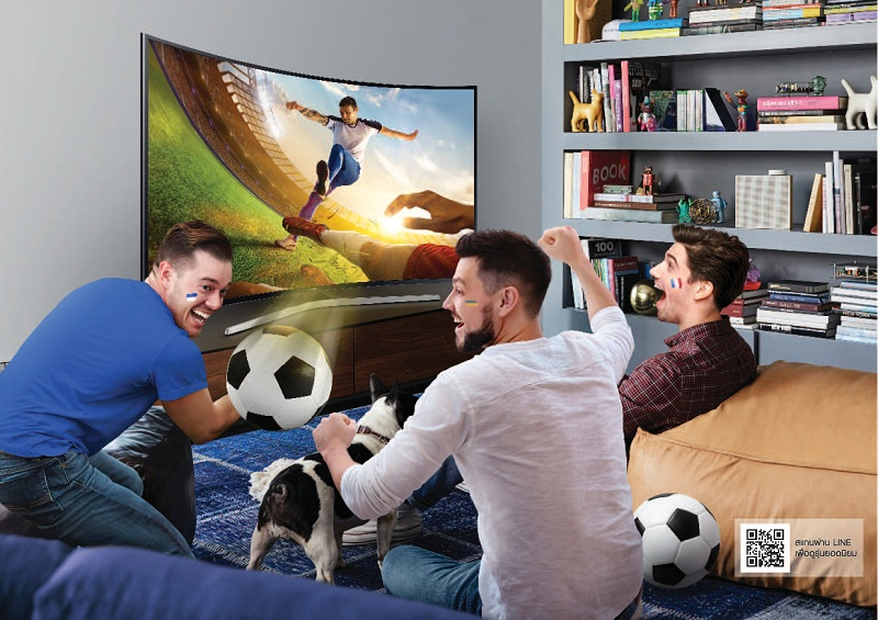 Samsung World Cup Promotion key visual
