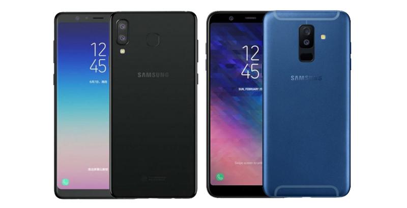 Samsung Galaxy A9 Star&A9 Star Lite