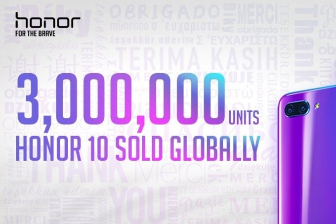 Honor-10-sales-surpass-3-million-units-brand-reveals-growth-of-150