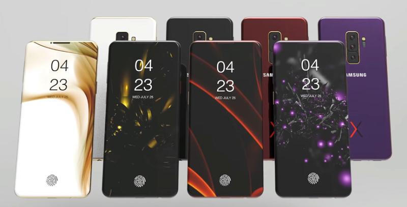 Samsung Galaxy X (S10)