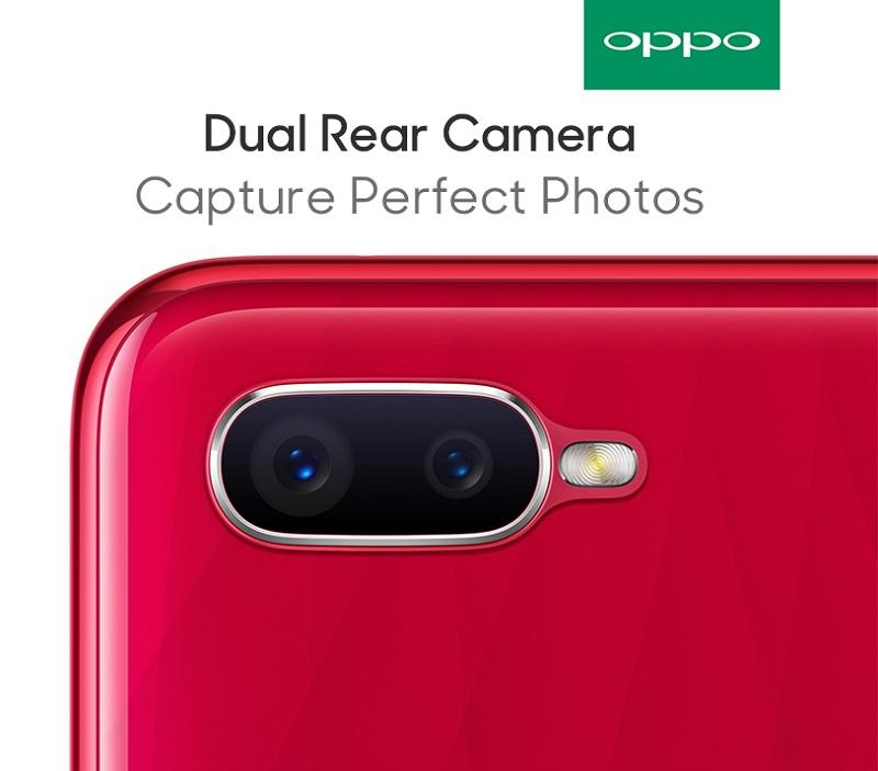 Dual Rear Camera