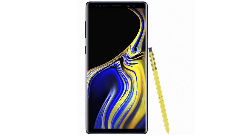 galaxy_note9_ocean_blue_front_pen.