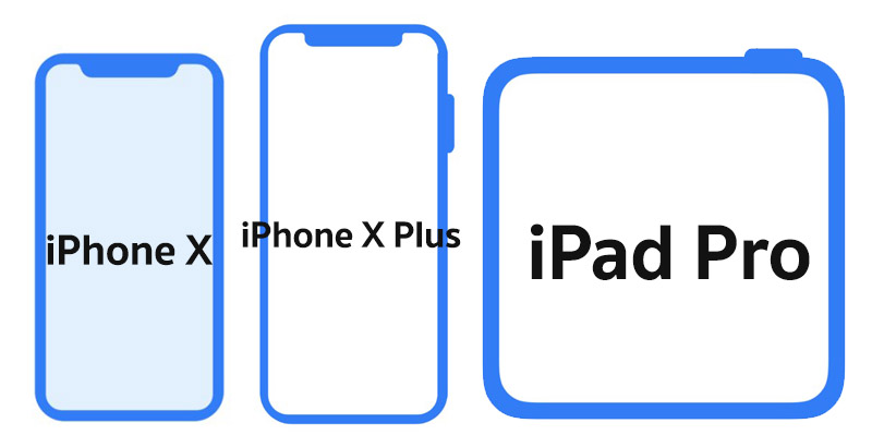 iPhone iPad 2018