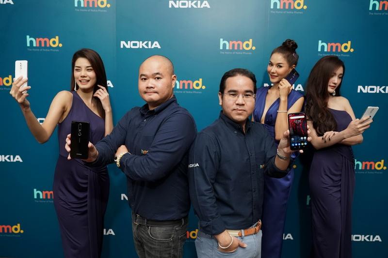 05งานเปิดตัวสมาร์ทโฟน Nokia 6.1 Plus