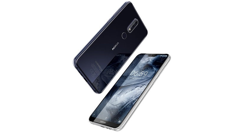 Nokia 6.1 plus_Emotional_ROW_WHITE_&_BLUE