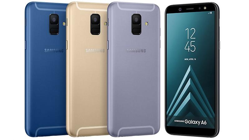 Samsung Galaxy A6_ A6+