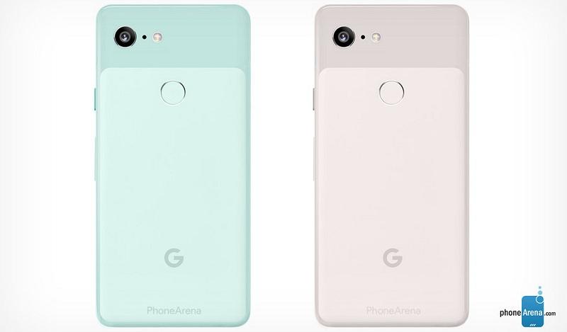google-pixel-3-xl-colors-mint-pink-blue