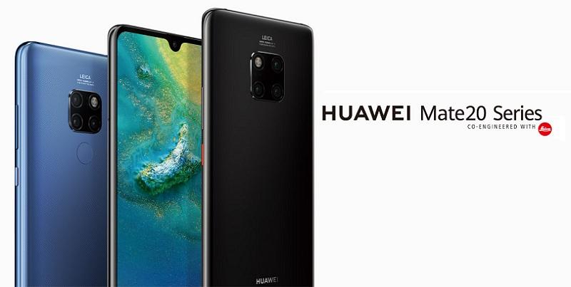 Huawei Mate 20 Series ค่ะ